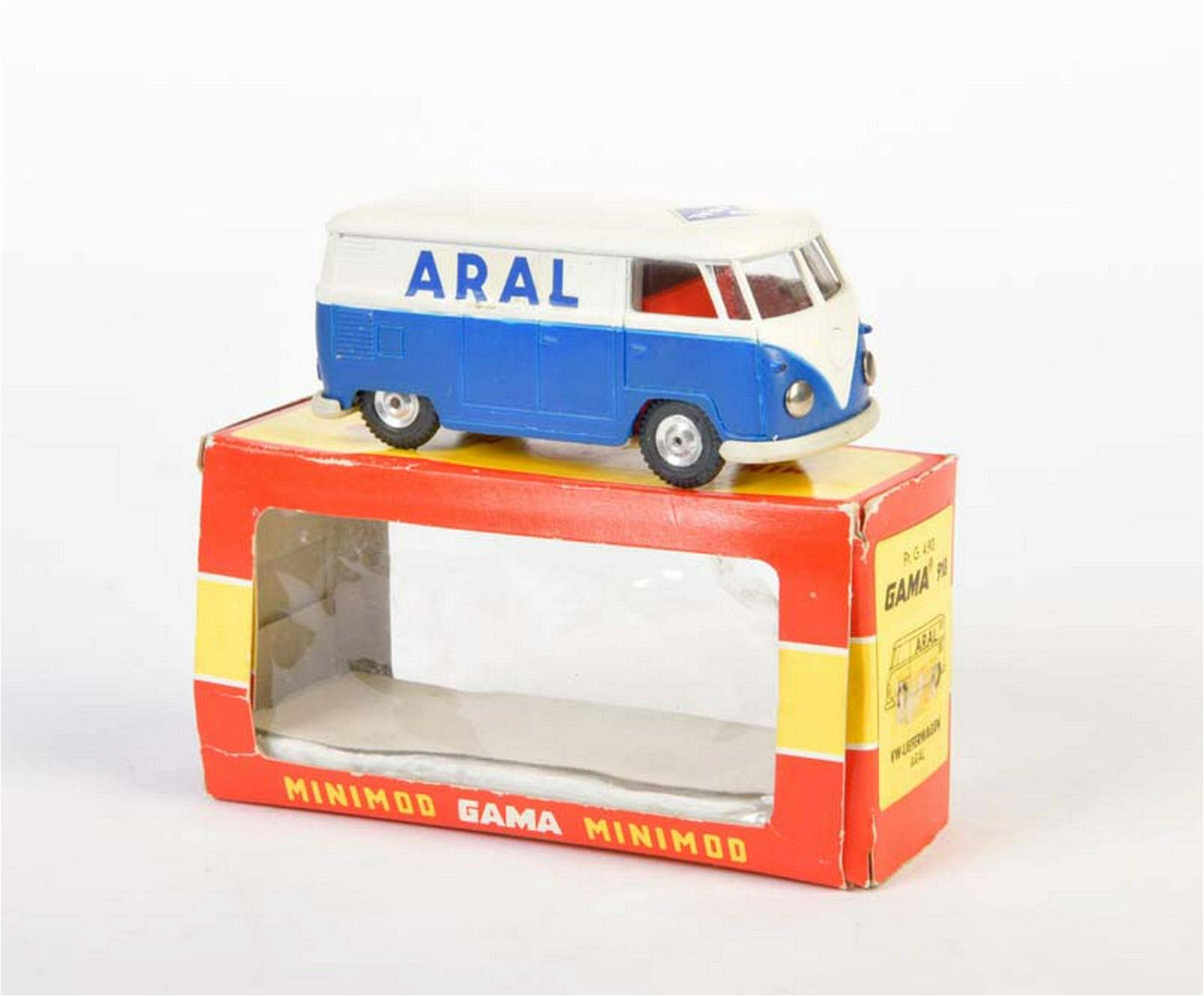 Gama, Minimod VW Bus ARAL