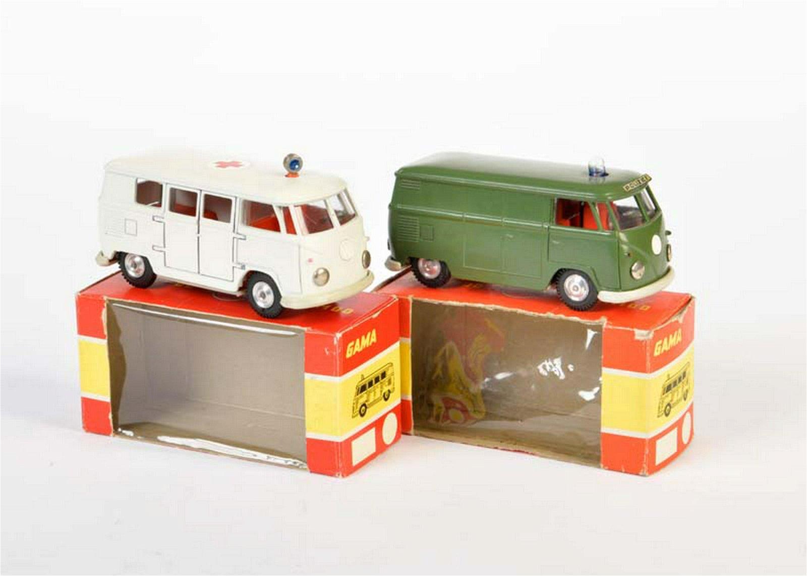 Gama, Minimod 2x VW Bus