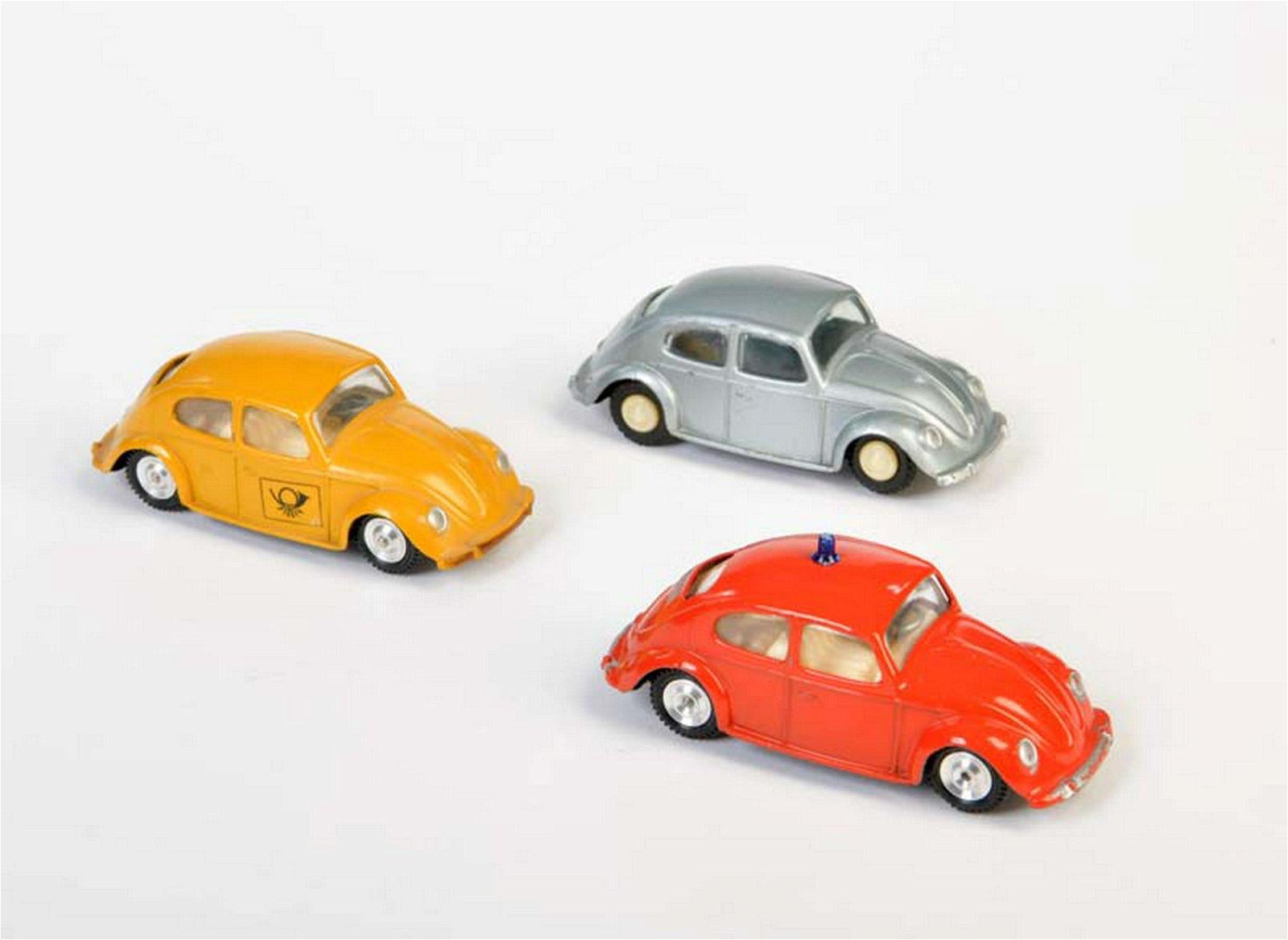 Gama, 3x VW Kaefer