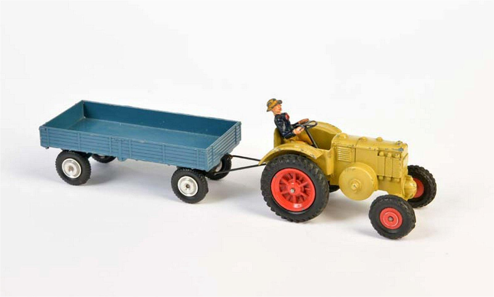 Maerklin, Traktor + Anhaenger