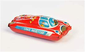 Modern Toys Space Rocket Car X