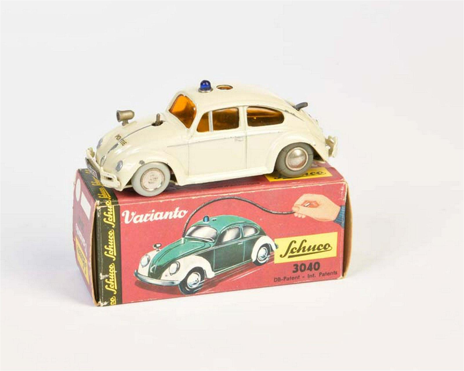 Schuco, Varianto 3040 VW Kaefer Polizei