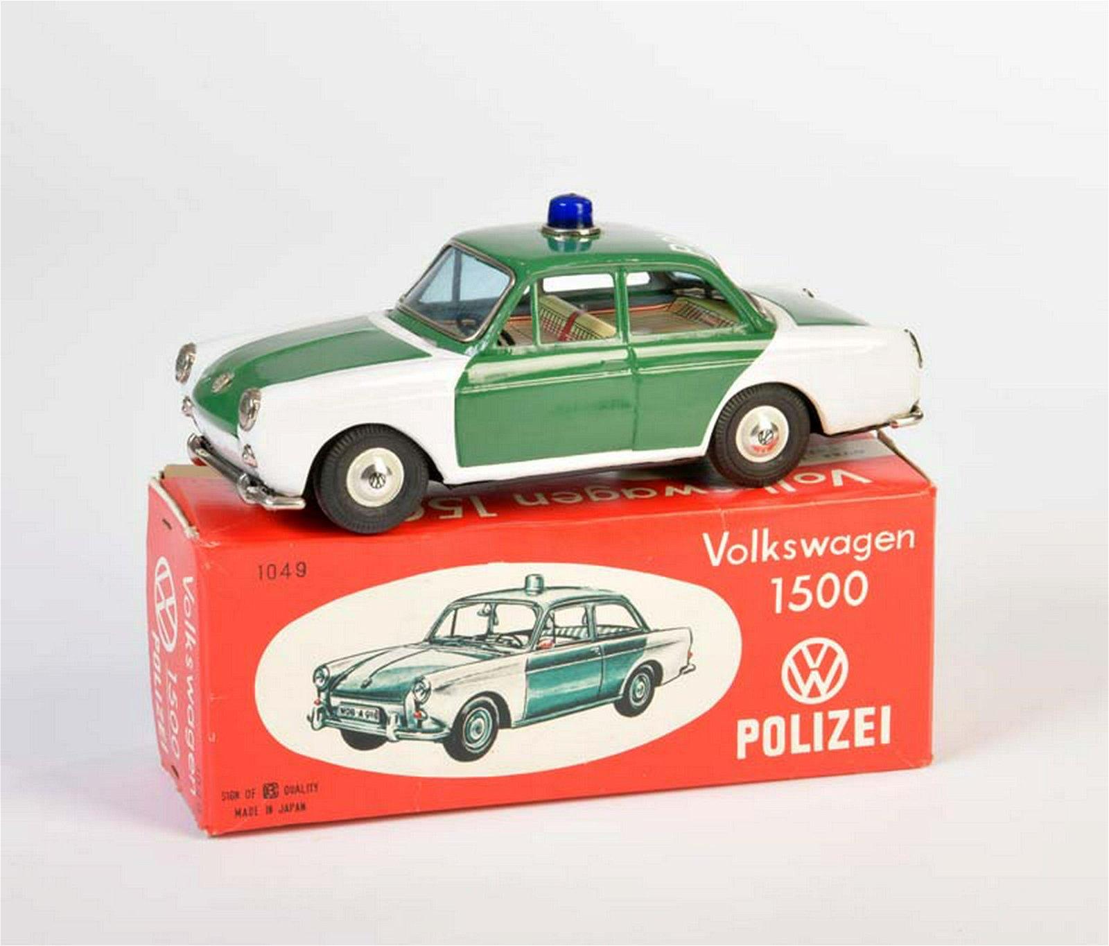 Bandai, VW 1500 Polizei