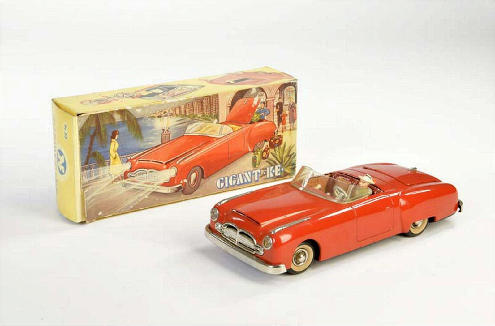 JNF, Limousine Gigant mit Koffer