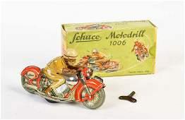 Schuco Motorrad Motodrill 1006