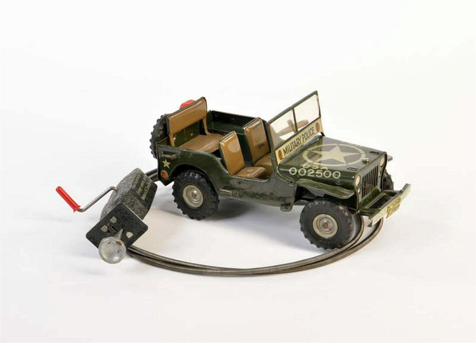 Arnold, Jeep 2500