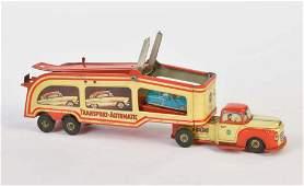 Gescha Autotransporter mit Auto
