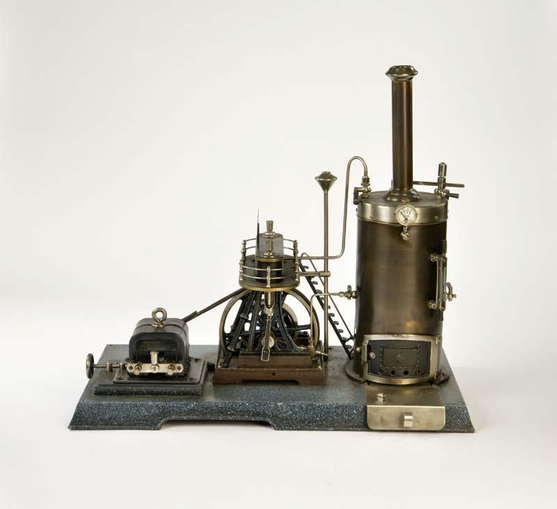 Maerklin, Dampfmaschine