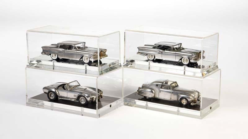 2x Ford Calender Collection + 2x Ford Edsel Citation