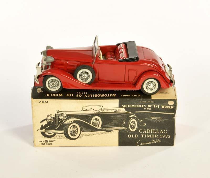 Bandai, Cadillac 1933 Oldtimer