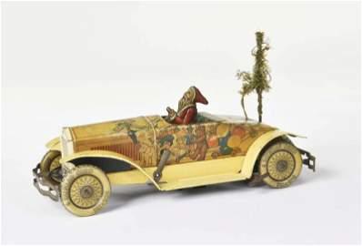 Tippco, Weihnachtsauto