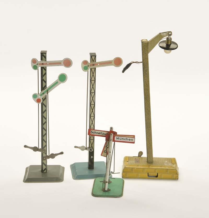 2 Signale, Lampe + Richtungsanzeiger
