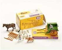 Britains Farm Models Kutsche Reiter ua