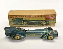 Guenthermann, Captain Campell's Blue Bird Racing Car