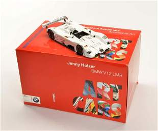 Kyosho, Jenny Holzer Art Car