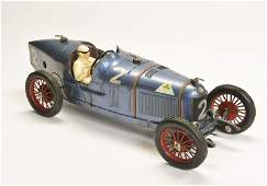 CIJ, Alfa P 2 mit Originalfahrer + Schluessel