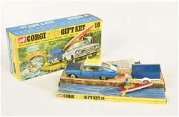 Corgi Toys, Gift Set 10