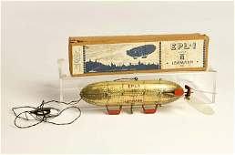 Lehmann, EPL 1 Zeppelin 651