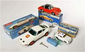 Schuco ua 3 Porsche Carrera Polizei  911