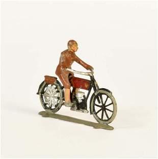 Heyde, Motorradfahrer