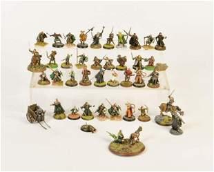 GW Game Workshop, 39 Figuren Herr der Ringe