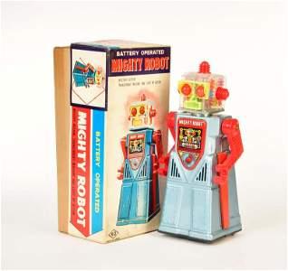 Yoshiya, Mighty Robot