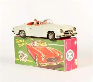 JNF, Wau Wau Mercedes Benz 190 SL