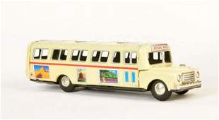 Daiya, Around World Bus