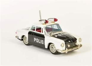 """Ichiko, VW Karmann Ghia """"Polis"""""""