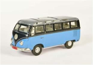 Lemy, VW Bus blau-schwarz