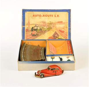 "Louis Ruuffy, Autobahn ""Auto Route"" L.R. 1503"