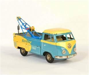 Tippco, VW Bus Abschleppwagen