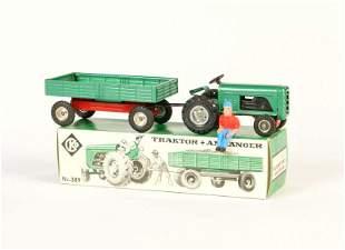 Kellermann, Traktor + Anhaenger 389