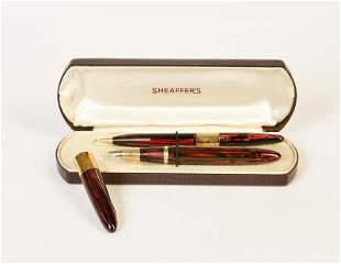 Sheaffer, Lifetime Fueller + Drehbleistift