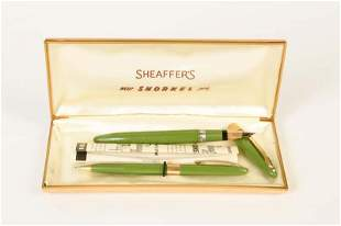 Sheaffer, Fueller + Drehbleistift