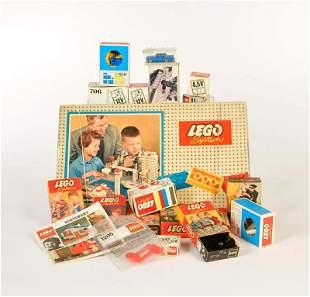 Lego, Mercedes + diverse Baukaesten (700/1 u.a.)