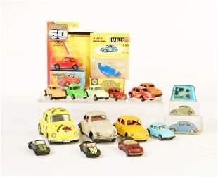 Siku, Faller, CKO u.a, 21x VW Kaefer