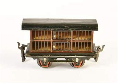 Maerklin, Kleintierwagen 3811 (1907-1914)