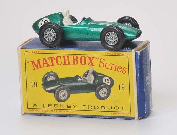 1001: Matchbox