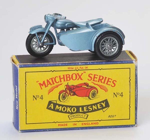 1010: Matchbox
