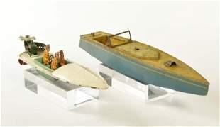 2 Schnellboote