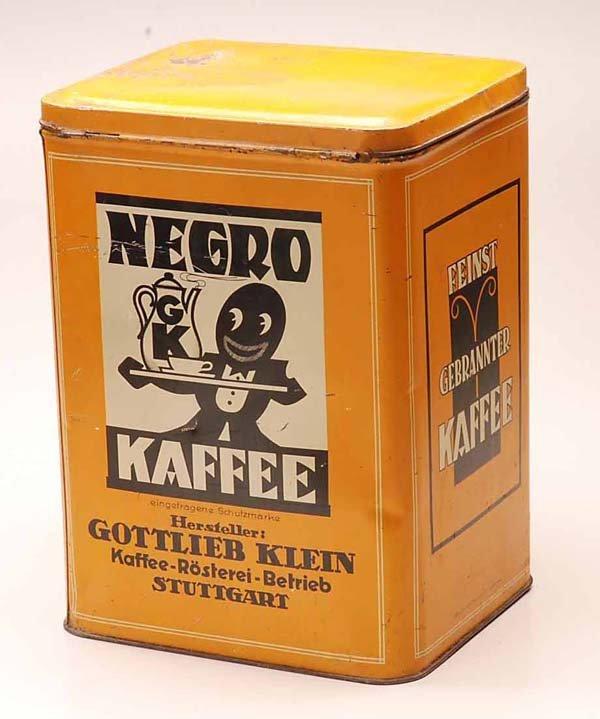 102: Negro Kaffee