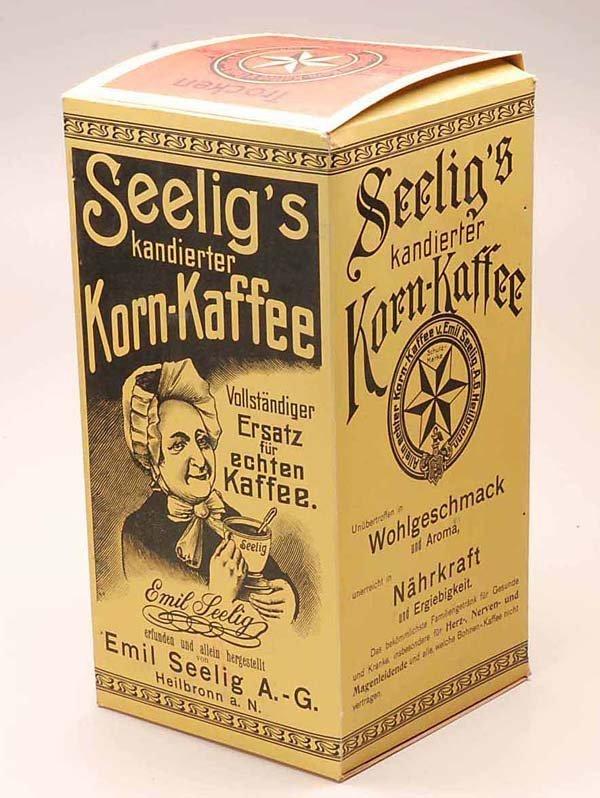 103: Seelig`s Korn-Kaffee