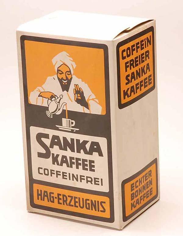 104: Sanka Kaffee
