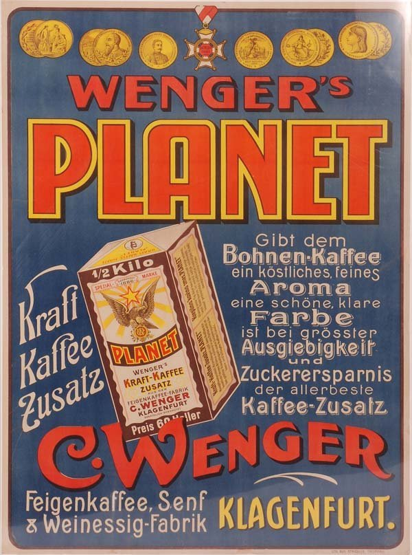 113: Wenger`s Planet