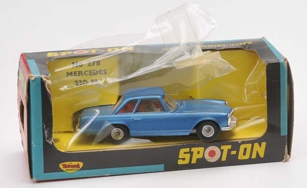 1005: Spot-on
