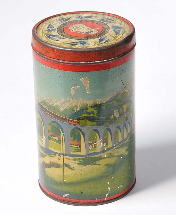 1009: Tin Can/ Caddy