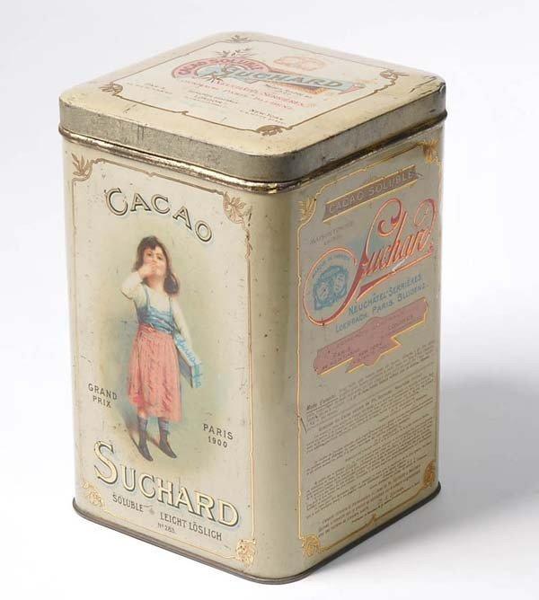 1010: Tin Can/ Caddy