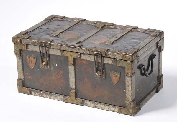 1022: Tin Can/ Caddy