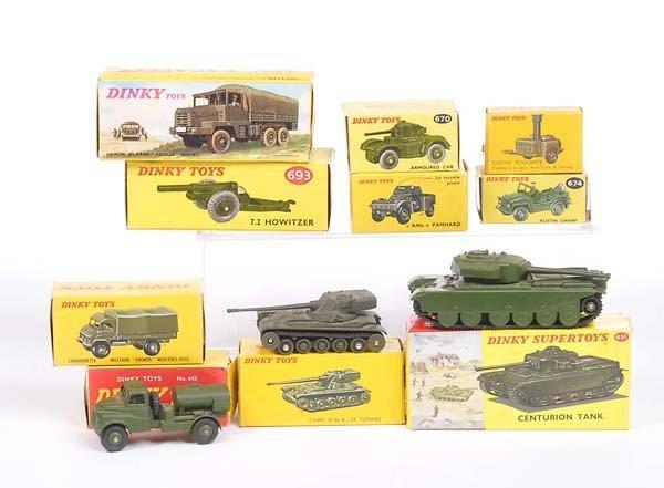 1021: Dinky Toys